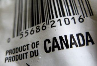 """Product of Canada"" now means that 98% of the ingredients were grown in Canada."